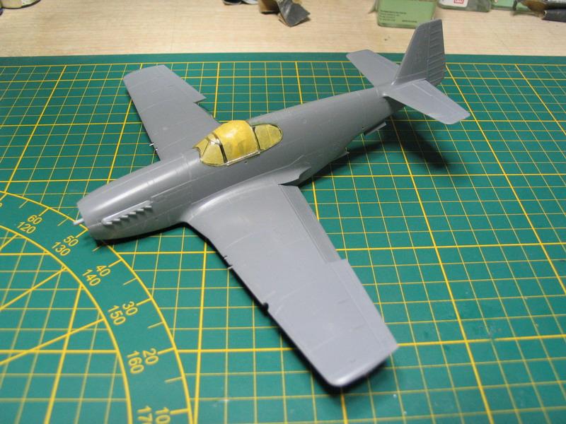 Mustang Mk III de chez Tamiya au 1/48eme - Page 3 P51_b_41