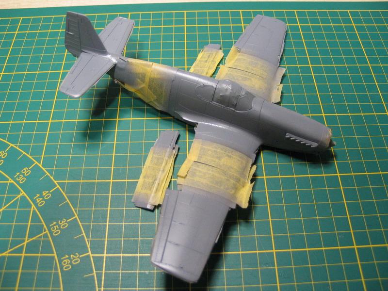 Mustang Mk III de chez Tamiya au 1/48eme - Page 4 P51_b_56