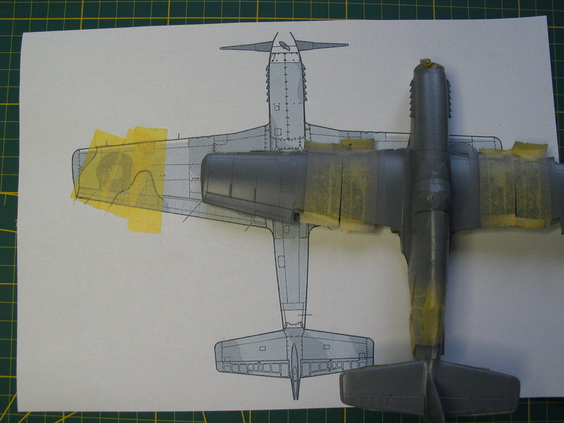 Mustang Mk III de chez Tamiya au 1/48eme - Page 4 P51_b_57