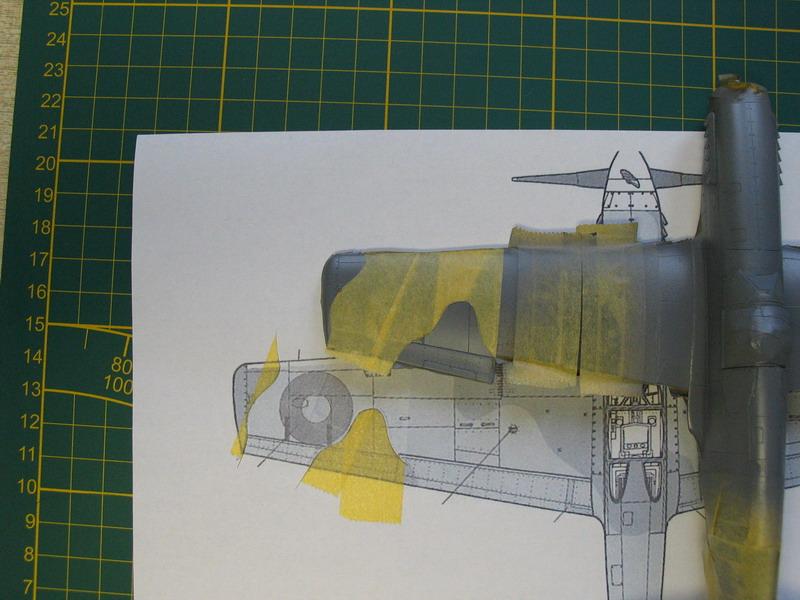 Mustang Mk III de chez Tamiya au 1/48eme - Page 4 P51_b_58