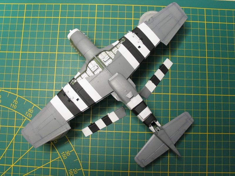 Mustang Mk III de chez Tamiya au 1/48eme - Page 4 P51_b_64