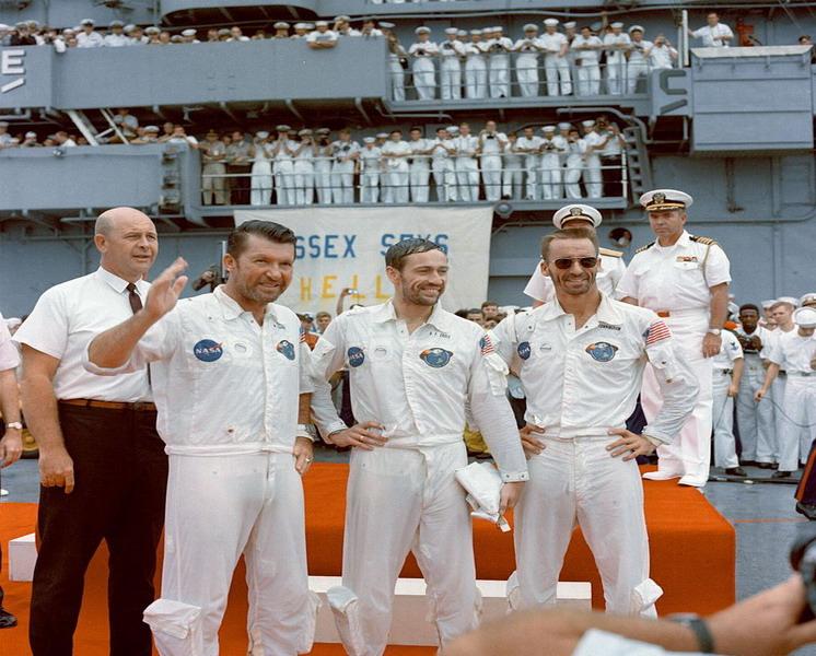 Saturne 1B et la mission Apollo 7 (AIRFIX 1/144) : le FINAL ! - Page 2 Satur120
