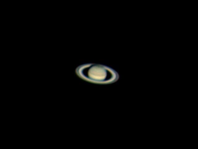 Saturne le 5 octobre 2018 : R et LRGB Saturn10