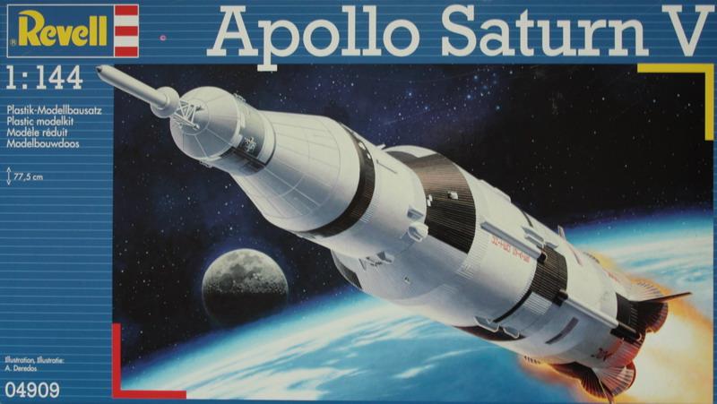 Mission Apollo 8 : il y a 50 ans ! Saturn12