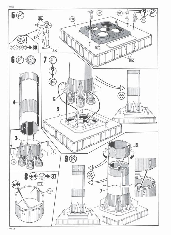 Mission Apollo 8 : il y a 50 ans ! Saturn20