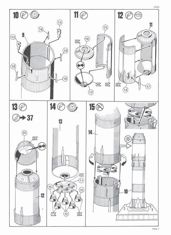 Mission Apollo 8 : il y a 50 ans ! Saturn22