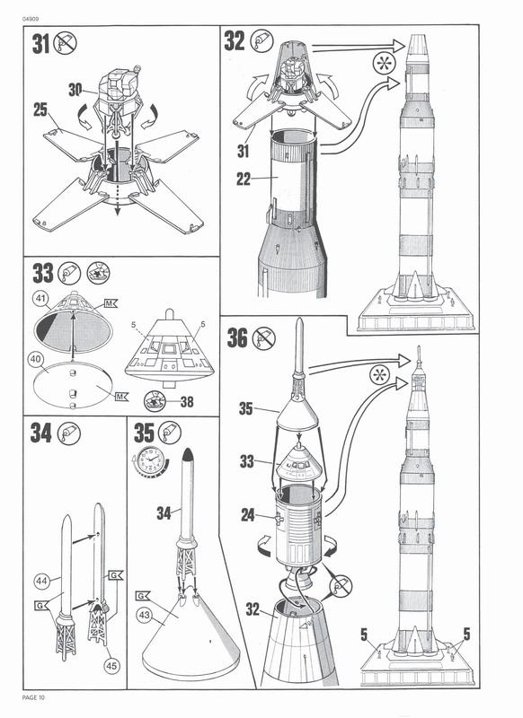 Mission Apollo 8 : il y a 50 ans ! Saturn24