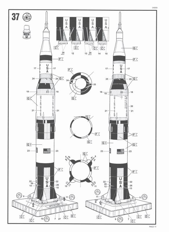 Mission Apollo 8 : il y a 50 ans ! Saturn26