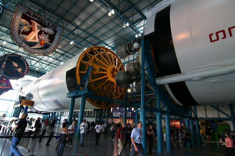 Mission Apollo 8 : il y a 50 ans ! Saturn30