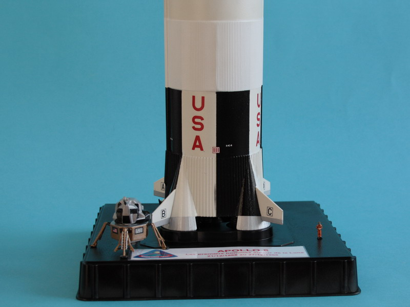Mission Apollo 8 : il y a 50 ans ! (fini) - Page 5 Saturn72
