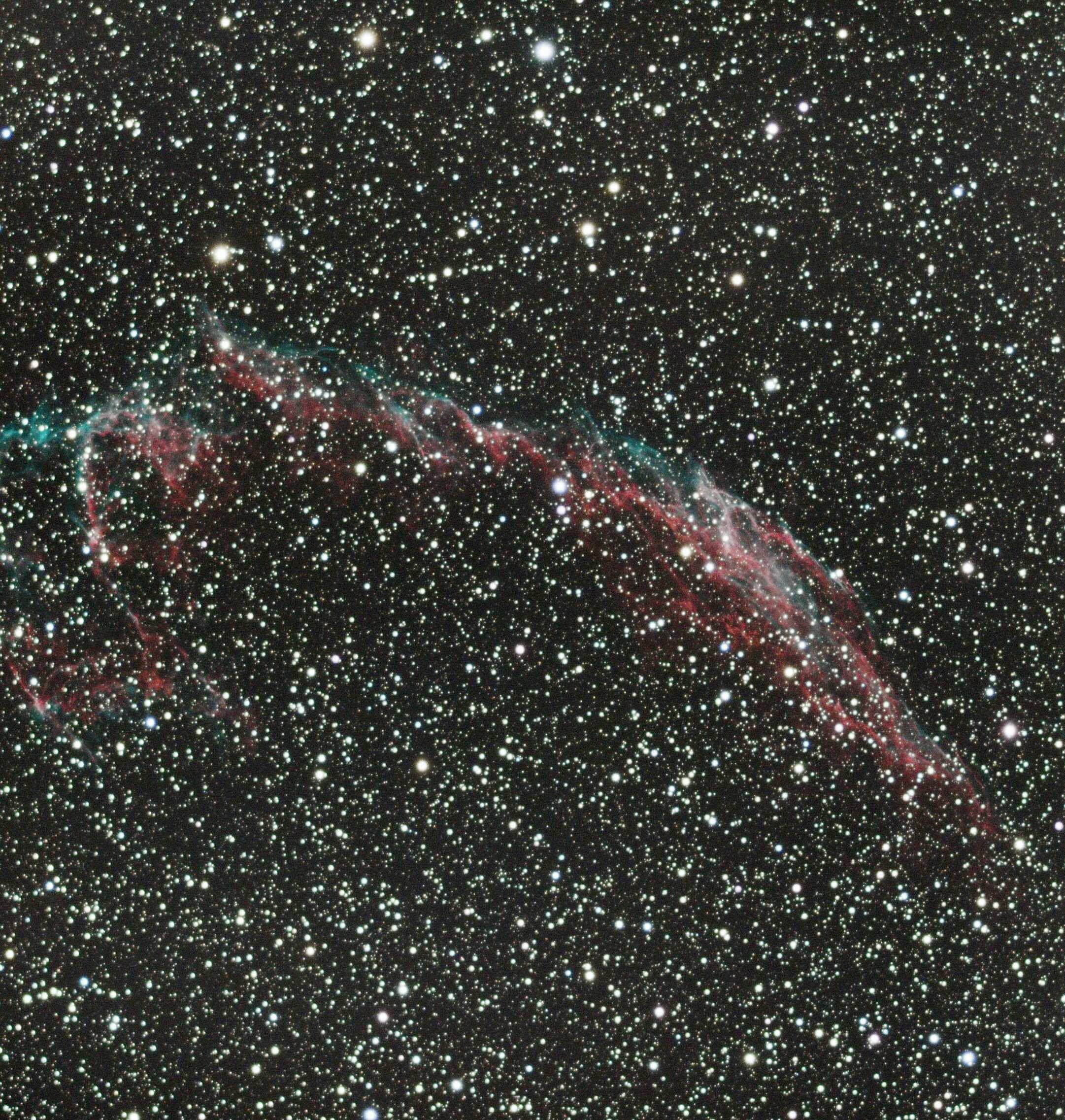 NGC 6992 dans le Cygne : la nouvelle version... Test0110