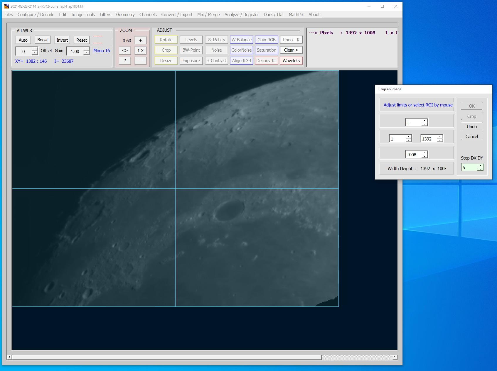 ASTROSURFACE : la base de départ Tuto_a15
