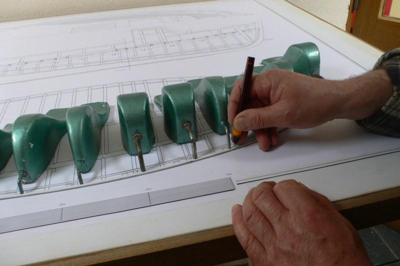 Le dessin des plans D510