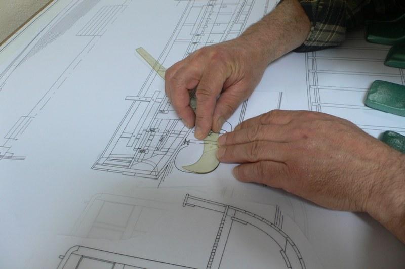 Le dessin des plans D610