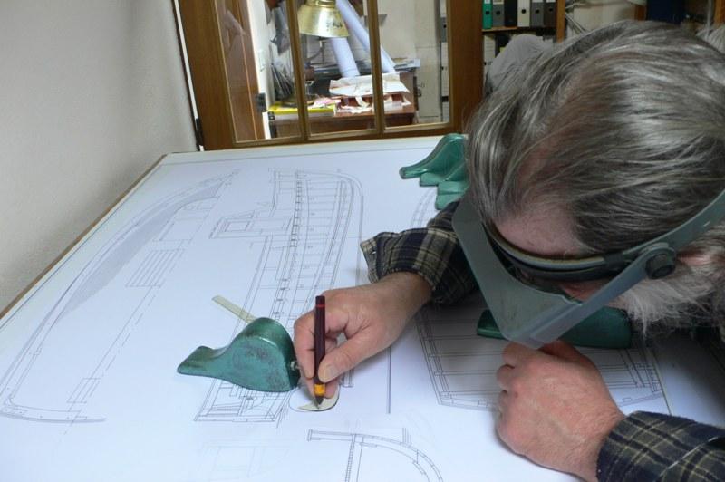 Le dessin des plans D910