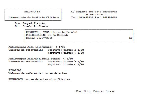 TARA - X BERGER ALLEMAND - M Analys12