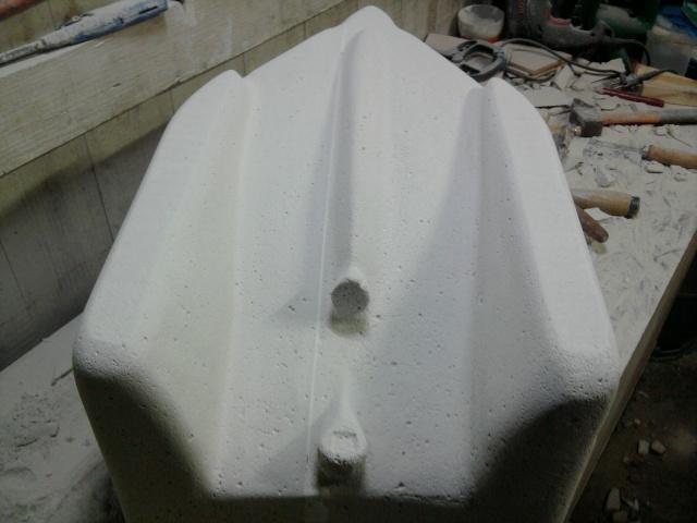 mon bait boat Photo011