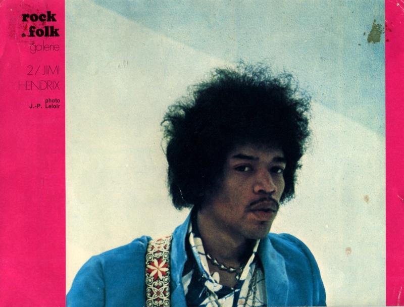 Jimi Hendrix dans la presse musicale française des années 60, 70 & 80 - Page 14 Hendri11