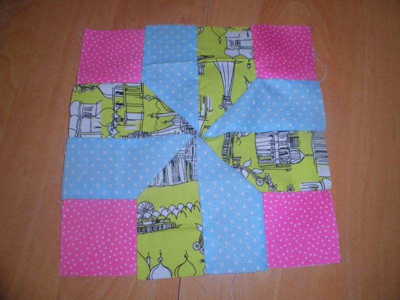 mon plaid de la revue patchwork facile  - Page 5 Bloc_112