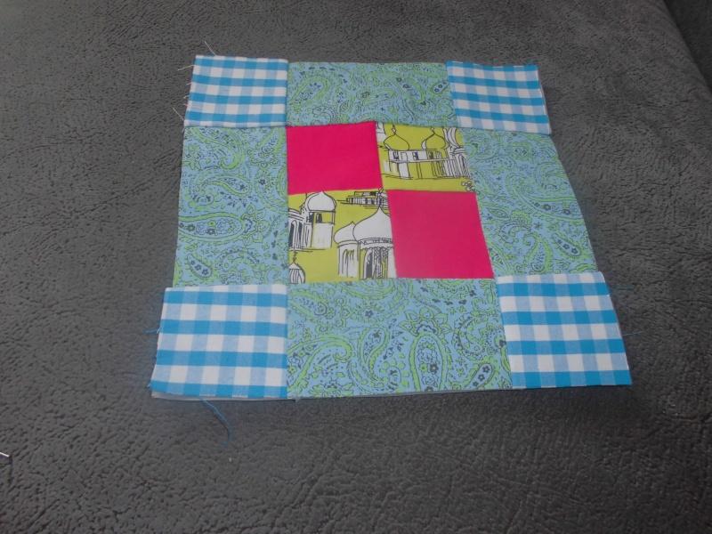 mon plaid de la revue patchwork facile  - Page 2 Bloc_710