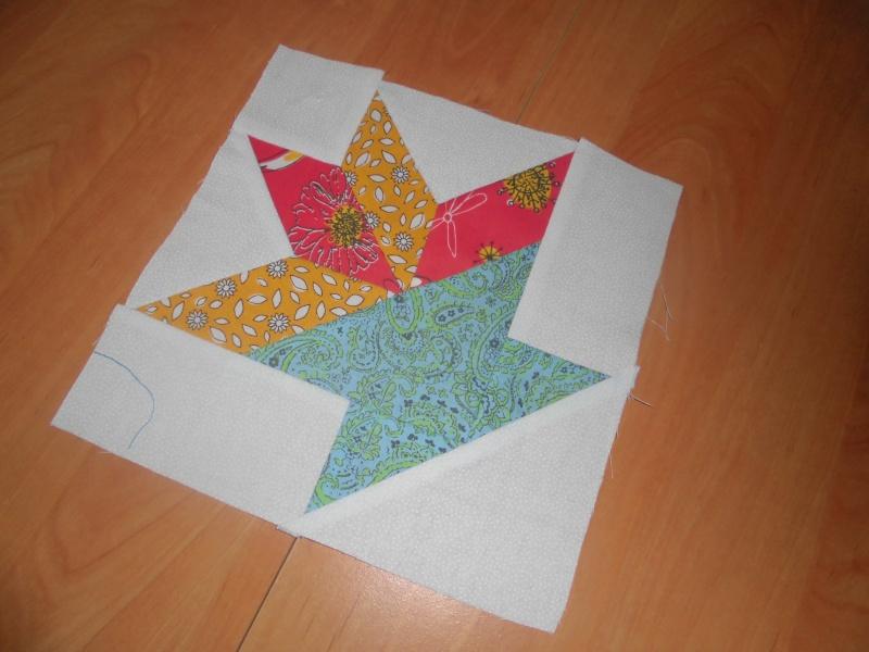 mon plaid de la revue patchwork facile  - Page 4 Cimg1610