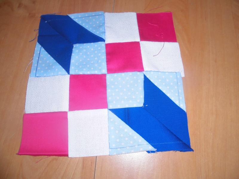 mon plaid de la revue patchwork facile  - Page 5 Cimg1620
