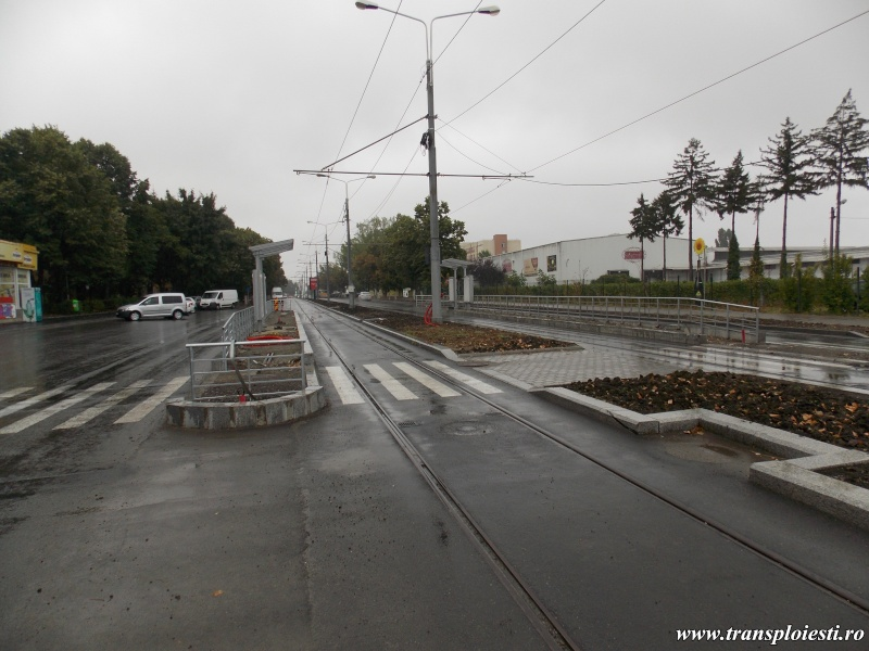 Traseul 102, etapa I: Bucla Nord ( Sp. Județean ) - Intersecție Republicii - Pagina 6 Dscn0014