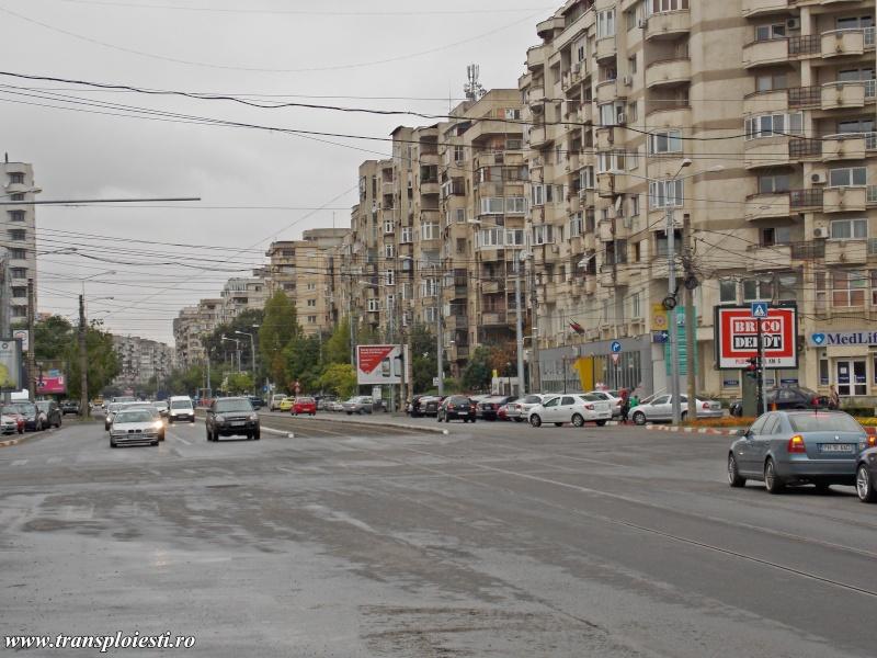 Traseul 101, etapa I: Intersecție Republicii - Intersecție Candiano Popescu ( zona BCR ) - Pagina 2 Dscn0018