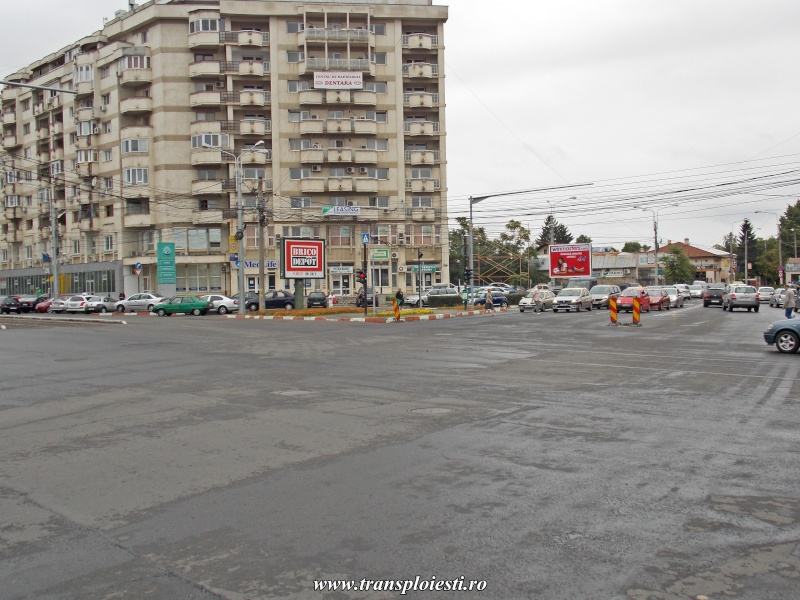 Traseul 101, etapa I: Intersecție Republicii - Intersecție Candiano Popescu ( zona BCR ) - Pagina 2 Dscn0019