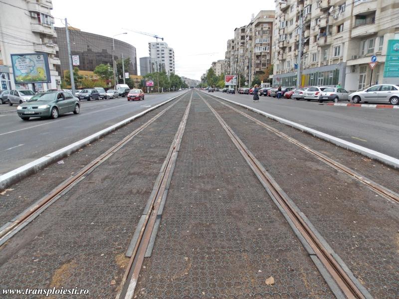Traseul 101, etapa I: Intersecție Republicii - Intersecție Candiano Popescu ( zona BCR ) - Pagina 2 Dscn0020