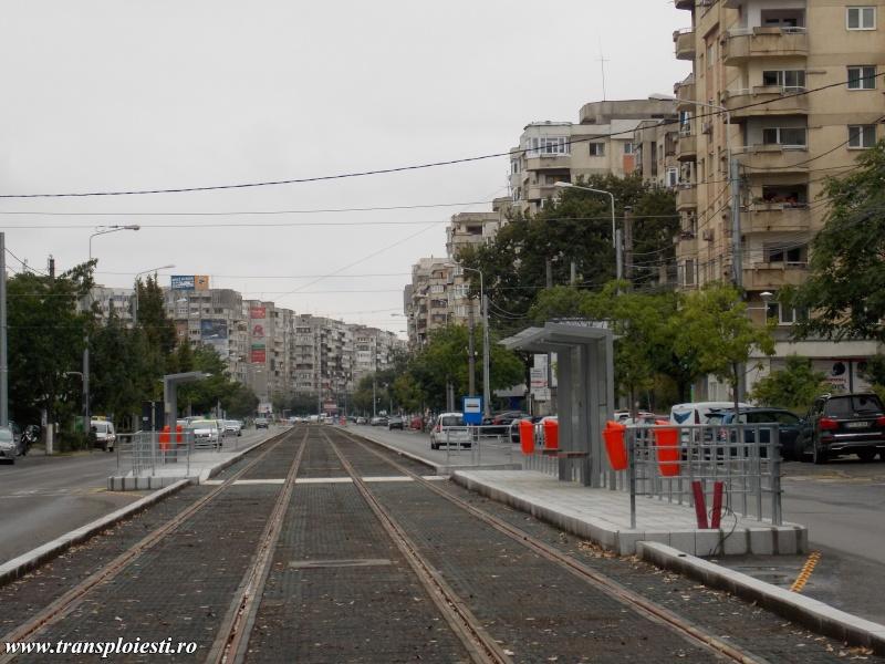 Traseul 101, etapa I: Intersecție Republicii - Intersecție Candiano Popescu ( zona BCR ) - Pagina 2 Dscn0021