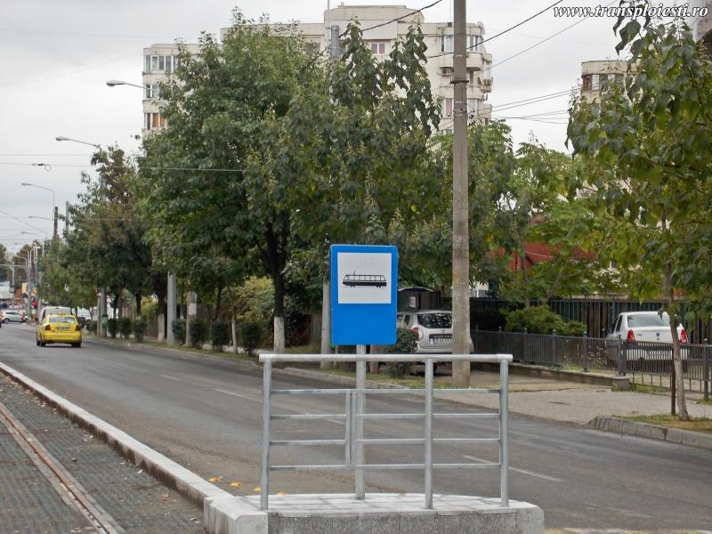 Traseul 101, etapa I: Intersecție Republicii - Intersecție Candiano Popescu ( zona BCR ) - Pagina 2 Dscn0023