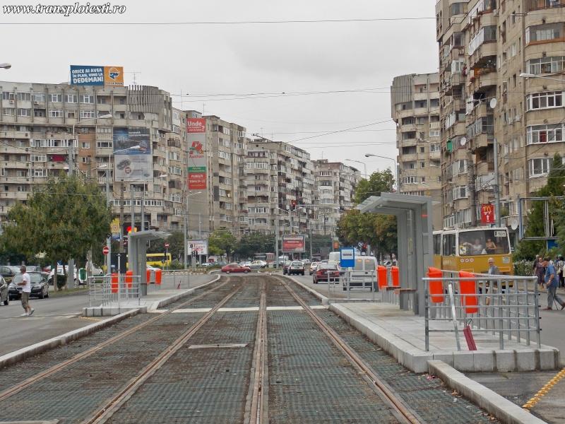 Traseul 101, etapa I: Intersecție Republicii - Intersecție Candiano Popescu ( zona BCR ) - Pagina 2 Dscn0024