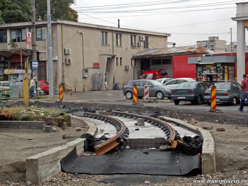 Traseul 101, etapa II: Intersecție Candiano Popescu ( zona BCR ) - Gara de Sud - Pagina 4 Dscn0025