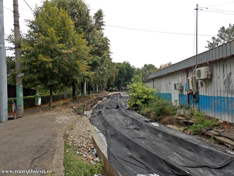 Traseul 101, etapa II: Intersecție Candiano Popescu ( zona BCR ) - Gara de Sud - Pagina 4 Dscn0027