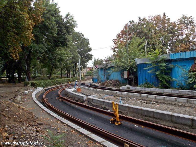Traseul 101, etapa II: Intersecție Candiano Popescu ( zona BCR ) - Gara de Sud - Pagina 4 Dscn0030