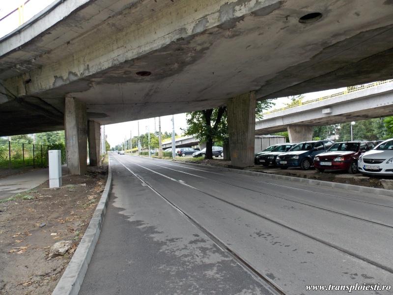 Traseul 101, etapa II: Intersecție Candiano Popescu ( zona BCR ) - Gara de Sud - Pagina 4 Dscn0037