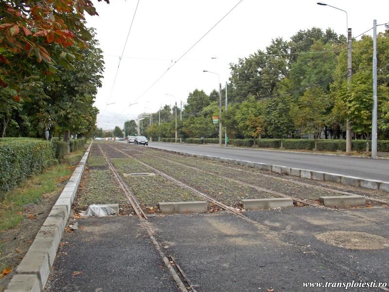 Traseul 101, etapa II: Intersecție Candiano Popescu ( zona BCR ) - Gara de Sud - Pagina 4 Dscn0038