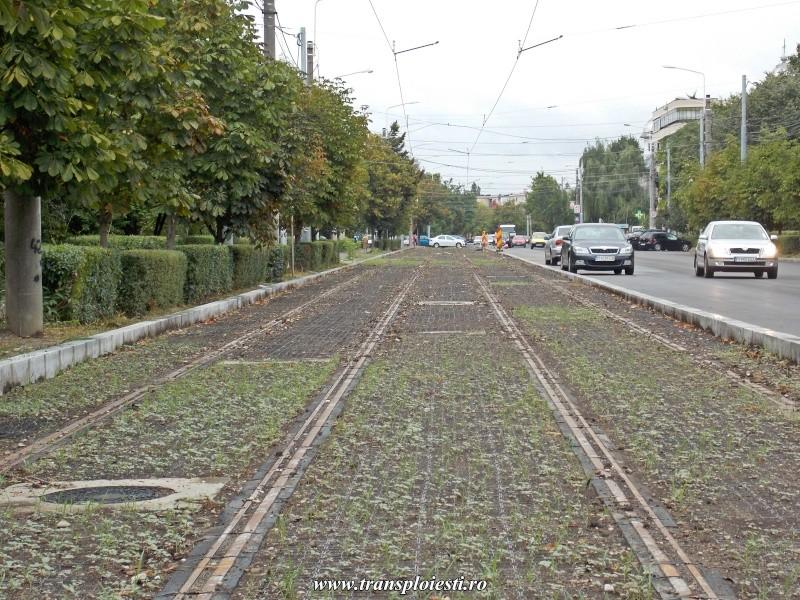 Traseul 101, etapa II: Intersecție Candiano Popescu ( zona BCR ) - Gara de Sud - Pagina 4 Dscn0039