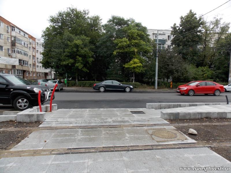 Traseul 101, etapa II: Intersecție Candiano Popescu ( zona BCR ) - Gara de Sud - Pagina 4 Dscn0042
