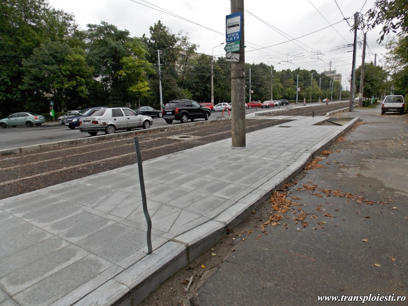 Traseul 101, etapa II: Intersecție Candiano Popescu ( zona BCR ) - Gara de Sud - Pagina 4 Dscn0043