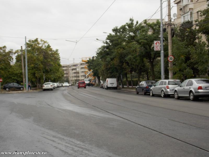 Traseul 101, etapa II: Intersecție Candiano Popescu ( zona BCR ) - Gara de Sud - Pagina 4 Dscn0045