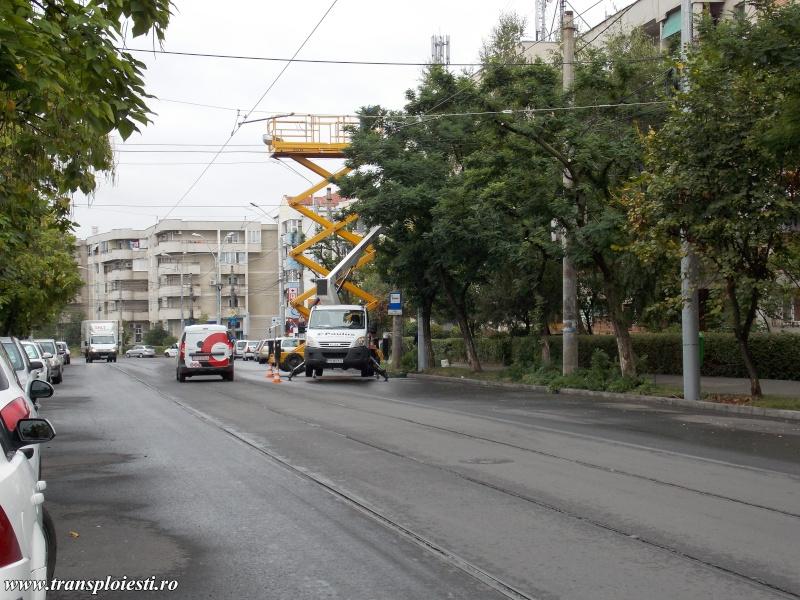 Traseul 101, etapa II: Intersecție Candiano Popescu ( zona BCR ) - Gara de Sud - Pagina 4 Dscn0046