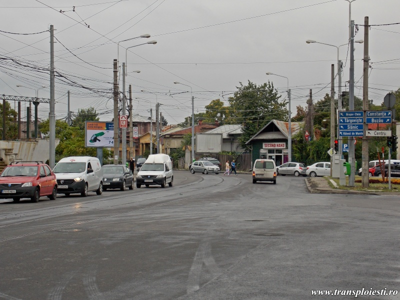 Traseul 101, etapa II: Intersecție Candiano Popescu ( zona BCR ) - Gara de Sud - Pagina 4 Dscn0061
