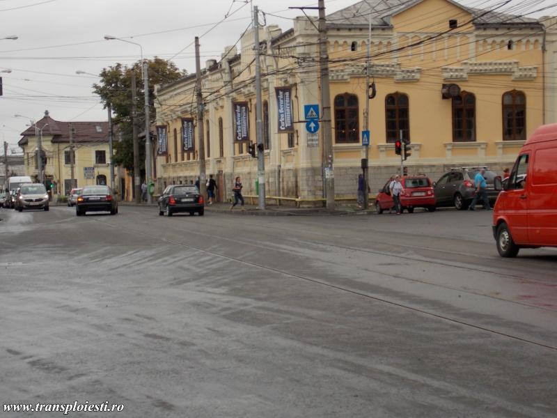 Traseul 101, etapa II: Intersecție Candiano Popescu ( zona BCR ) - Gara de Sud - Pagina 4 Dscn0062