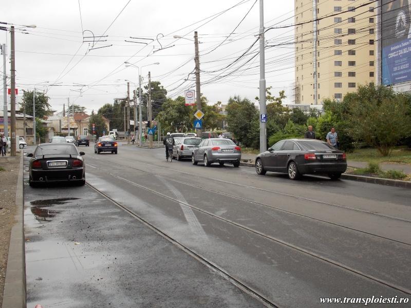 Traseul 101, etapa II: Intersecție Candiano Popescu ( zona BCR ) - Gara de Sud - Pagina 4 Dscn0067