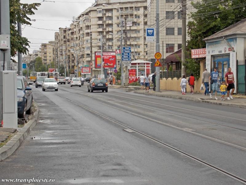 Traseul 101, etapa II: Intersecție Candiano Popescu ( zona BCR ) - Gara de Sud - Pagina 4 Dscn0076