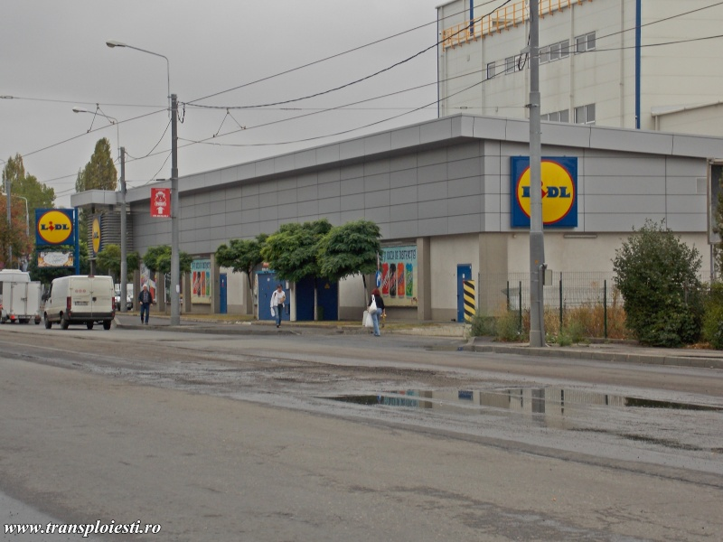 Traseul 102, etapa II: Intersecție Republicii - Gara de Vest Dscn0110