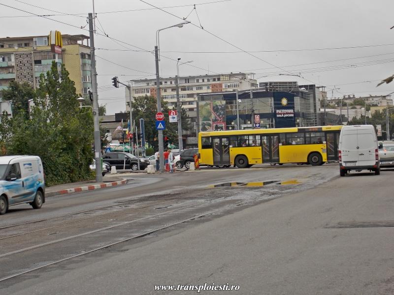 Traseul 102, etapa II: Intersecție Republicii - Gara de Vest Dscn0111