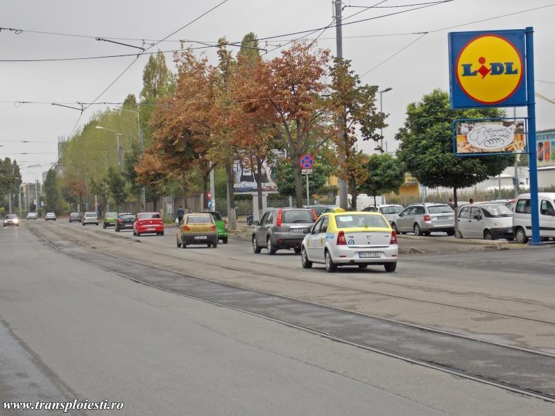 Traseul 102, etapa II: Intersecție Republicii - Gara de Vest Dscn0112
